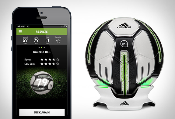 Micoach Smart Ball | By Adidas | Image