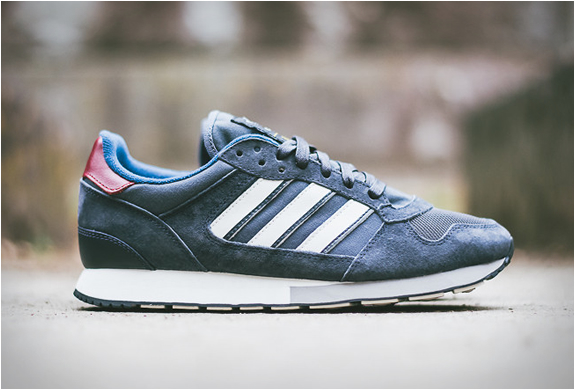ADIDAS X BARBOUR ZX 555 | Image
