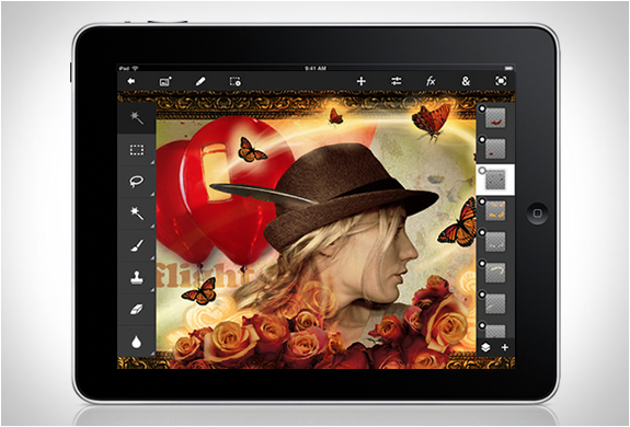 Adobe Photoshop Touch | Image