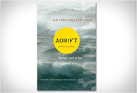 Adrift | Seventy-six Days Lost At Sea | Image