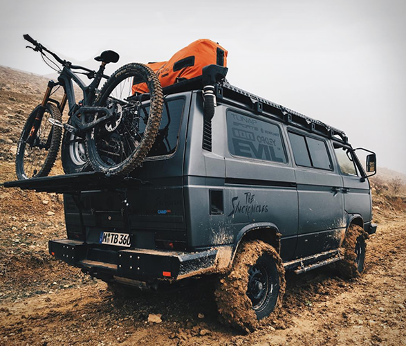 Adventure Vw Syncro Van