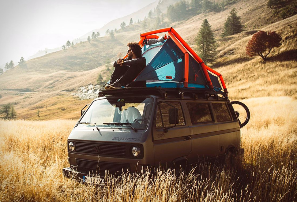 Adventure VW Syncro Van | Image