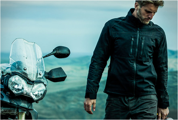 Aether Canyon Motorcycle Jacket | Image