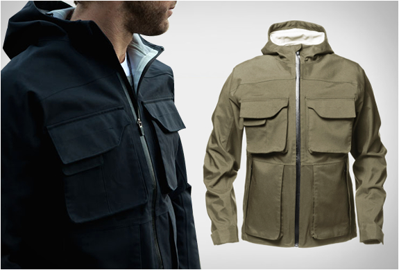 AETHER FIELD JACKET | Image
