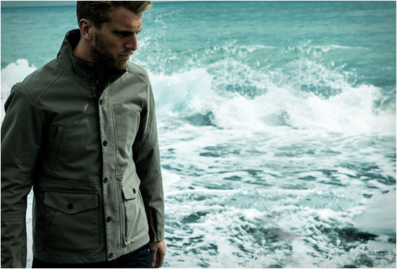Aether Skyline Motorcycle Jacket | Image