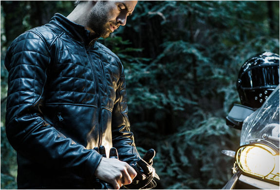 Aether X Spidi Eclipse Motorcycle Jacket | Image