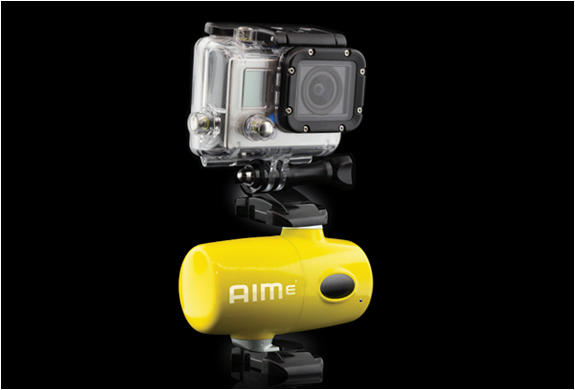 AIME | AUTOMATIC TRACKING CAMERA MOUNT | Image