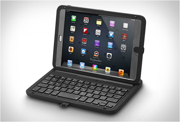 ipad mini rugged keyboard case