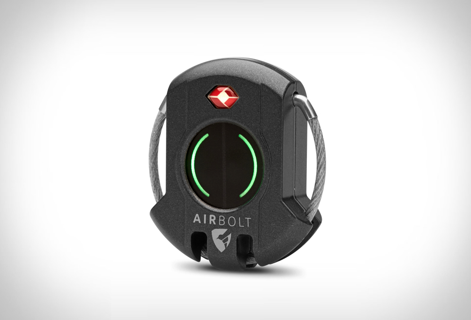 AIRBOLT SMART TRAVEL LOCK | Image