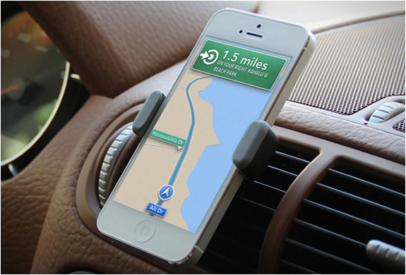AIRFRAME | CAR VENT PHONE MOUNT | Image