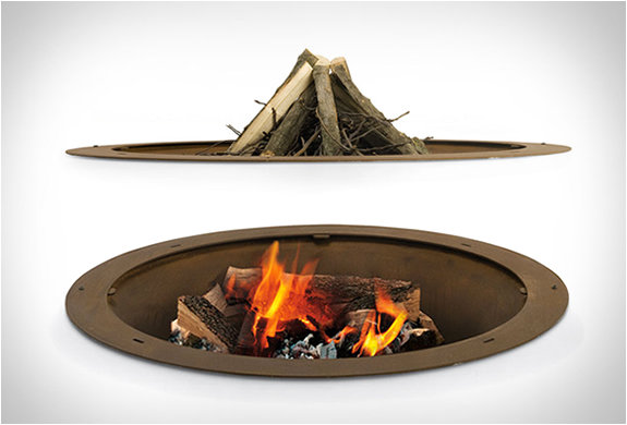 HOLE FIRE PIT | BY AK47 DESIGN | Image