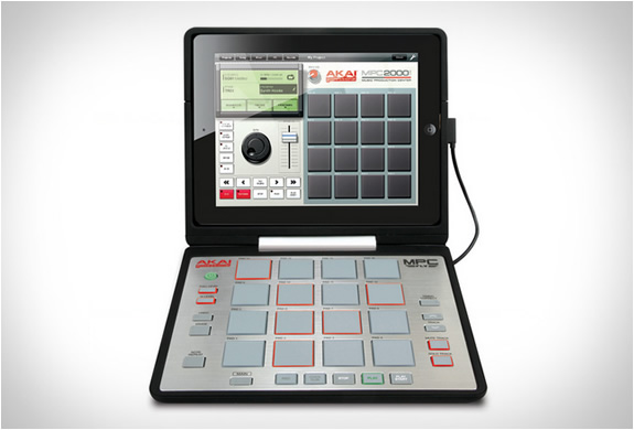 Akai Mpc Fly | For Ipad | Image
