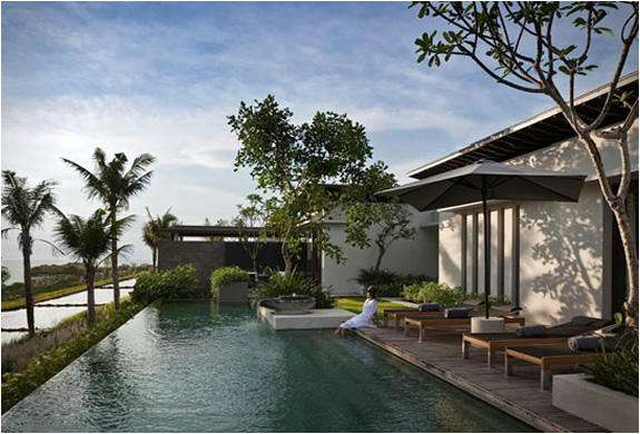 Alila villas soori resort bali for Luxury places to stay in bali
