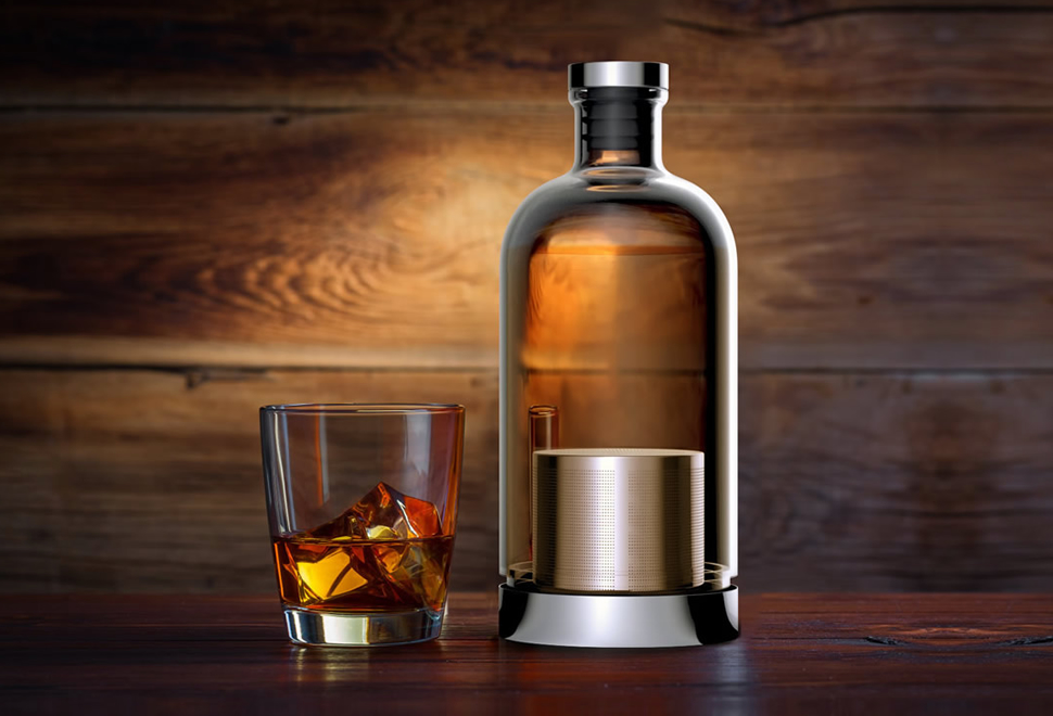 ALKEMISTA ALCOHOL INFUSION VESSEL | Image