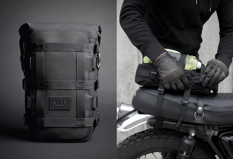 ALMS MOTORCYCLE TAIL BAG | Image