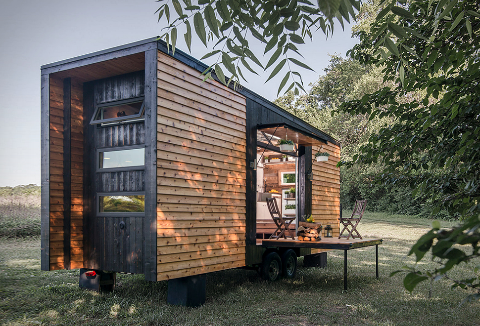 ALPHA TINY HOUSE | Image