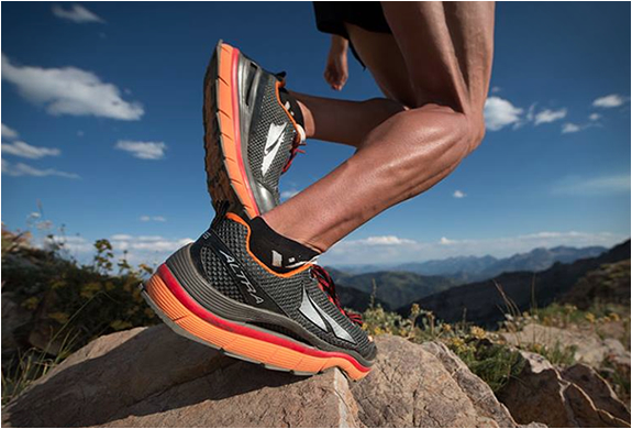 ALTRA OLYMPUS | TRAIL RUNNING SHOE | Image
