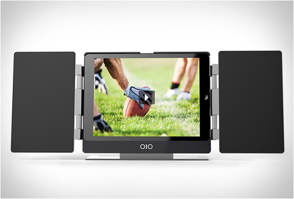 Oio Amp | Theater-experience Speaker Case | Image