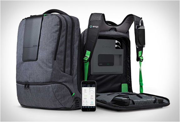 AMPL SMART BACKPACK | Image