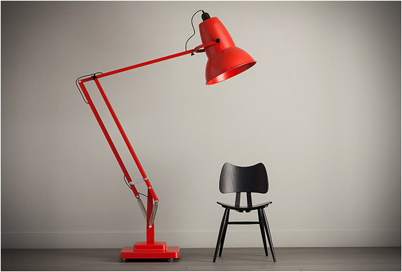 Giant Floor Lamp By Anglepoise