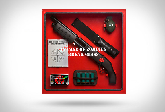 Anti-monster Emergency Kits | Image