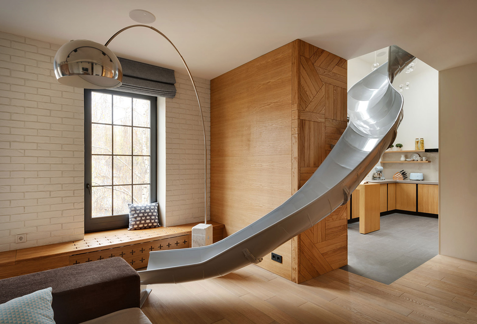 SLIDE APARTMENT | Image