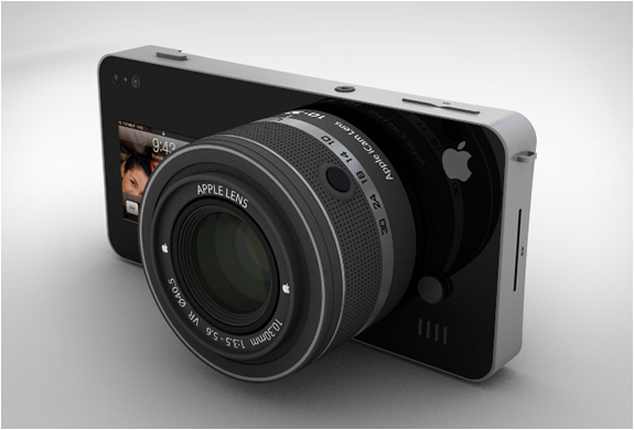 Apple Icam | By Antonio Derosa | Image