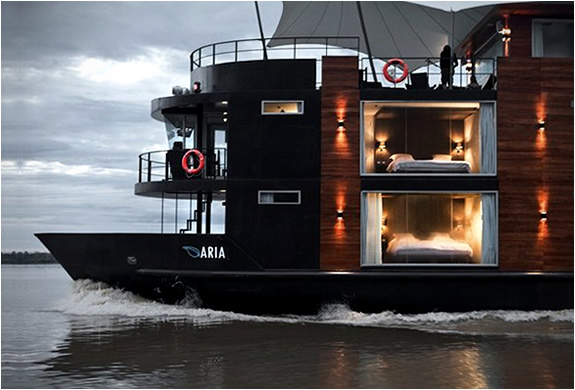 Aqua Expeditions | Luxury Amazon Cruises | Image