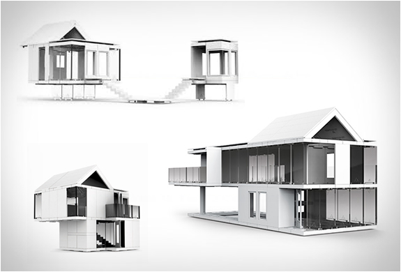 ARCKIT | ARCHITECTURAL MODEL SYSTEM | Image