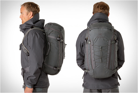 Arcteryx Leaf Packs | Image