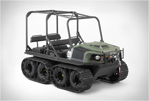 Argo | Amphibious Off-road Vehicle | Image