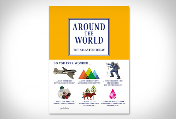 Around The World | The Atlas For Today | Image