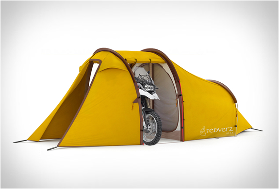 ATACAMA EXPEDITION MOTORCYCLE TENT | Image