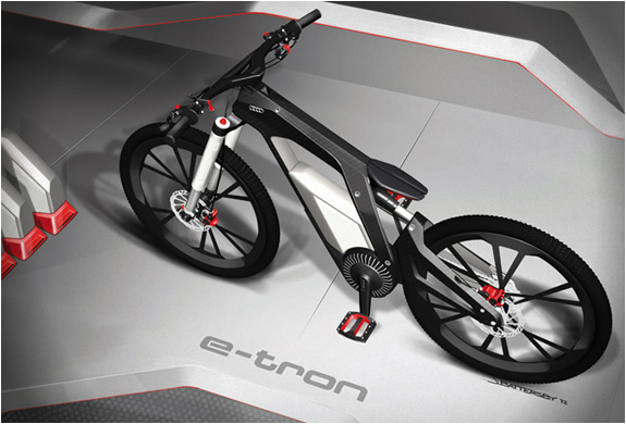 audi e bike electric - photo #17