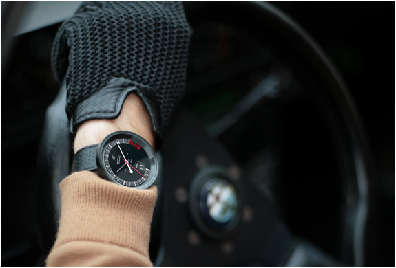AUTODROMO MOTORING WATCHES | Image