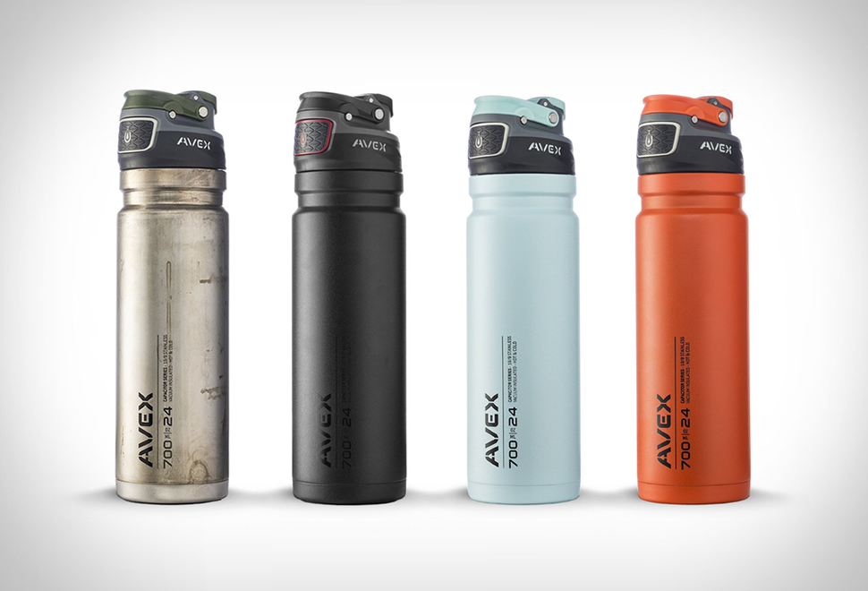 Avex Freeflow Water Bottle | Image
