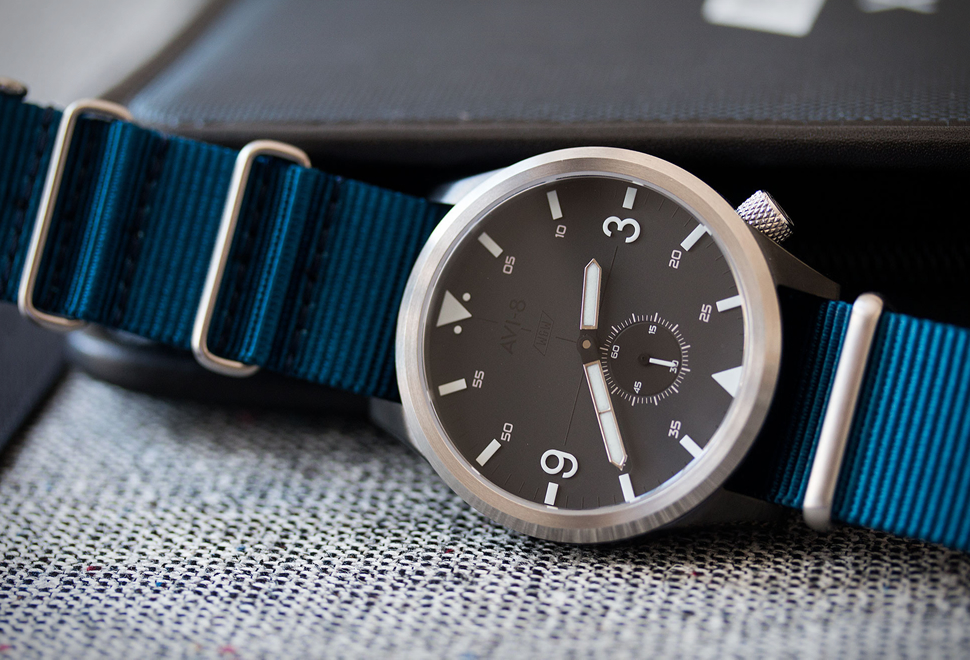 AVI-8 x Worn&Wound Watch | Image