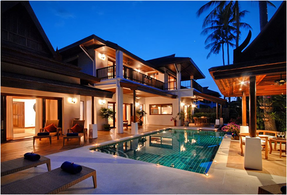 Baan Banburee Luxury Villa | Ko Samui | Image