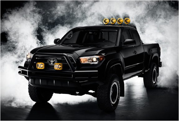 Back To The Future Toyota Tacoma | Image