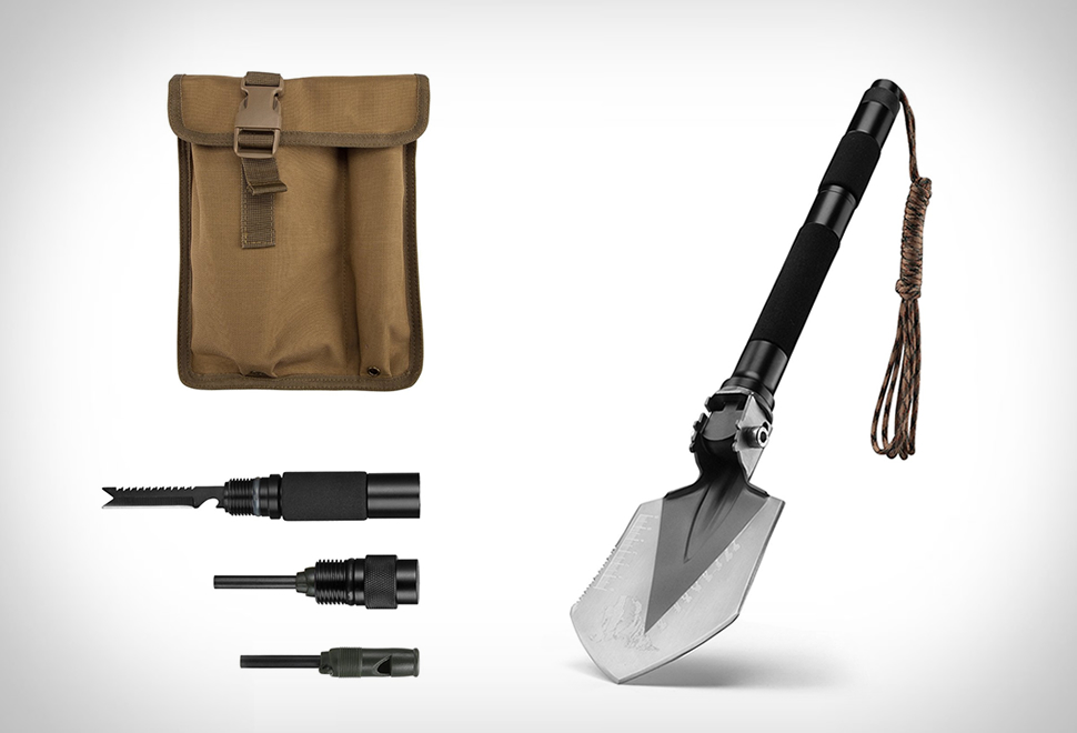 BACKCOUNTRY SURVIVAL SHOVEL | Image
