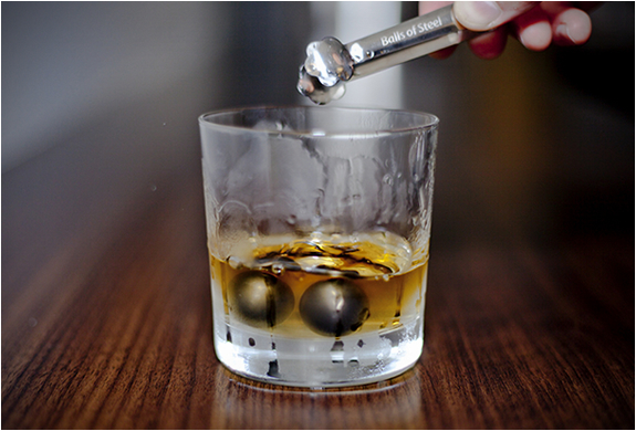 BALLS OF STEEL | WHISKEY DRINK COOLERS | Image