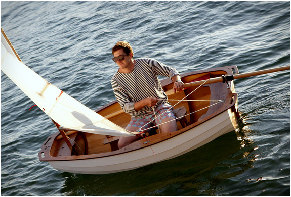 SAILBOAT KIT | BY BALMAIN BOAT COMPANY | Image