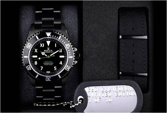 ROLEX SUBMARINER CALIFORNIA | BY BWD | Image