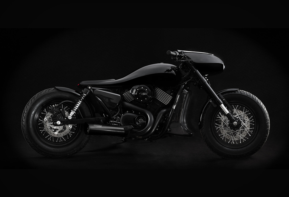 Bandit9 Dark Side Motorcycle | Image
