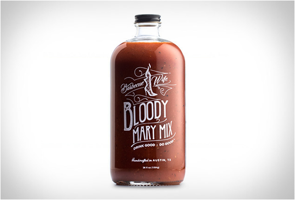 Barbecue Wife Bloody Mary Mix | Image