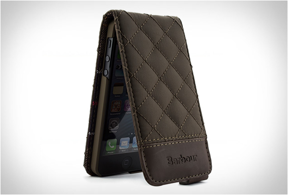 Barbour Iphone 5 Cover | Image