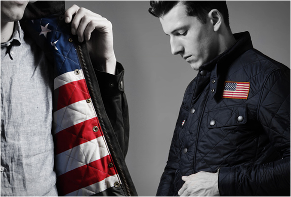Barbour Steve Mcqueen Fall/winter Collection | Image