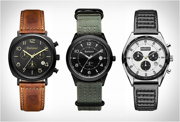 BARBOUR WATCHES | Image