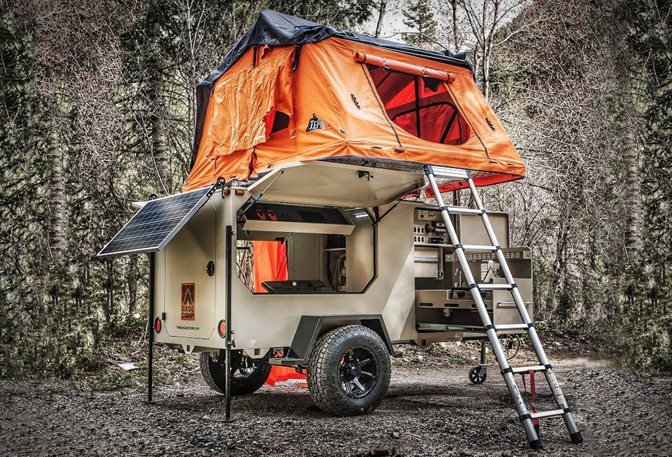 Base Camp Trailer | Image