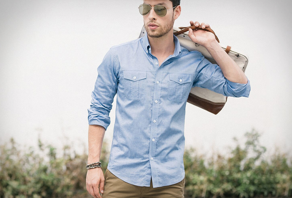 Batch Oxford Editor Shirt | Image